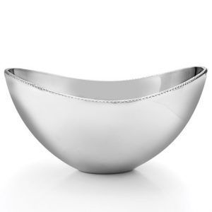 Image of Nambe Braid Serving Bowl - Large