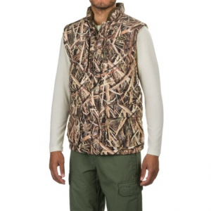 Image of Drake LST Magnattach Camo Down Vest - Waterproof, Insulated (For Men)