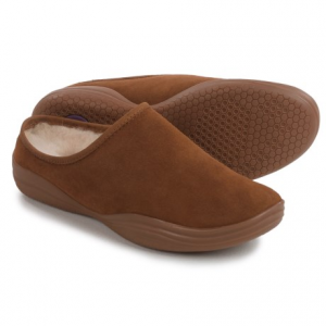 Image of Bionica Stamford Shearling Clogs - Slip-Ons (For Women)