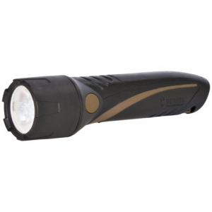 gerber myth blood enhancing flashlight - 33 lumens- Save 43% Off - CLOSEOUTS . The unique blue, cyan and red color spectrum of Gerberand#39;s Myth Blood Enhancing flashlight highlights blood red in low-light, low-contrast environments for easier identification while hunting. Available Colors: BLACK.