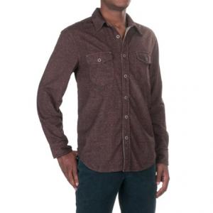 Image of True Grit Sueded Tweed Shirt - Long Sleeve (For Men)