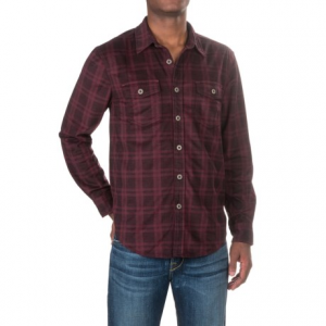 Image of True Grit Sueded Shirt - Long Sleeve (For Men)