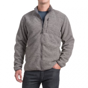 Image of 32 Degrees Fleece Jacket - Sherpa Lined, Zip Front (For Men)