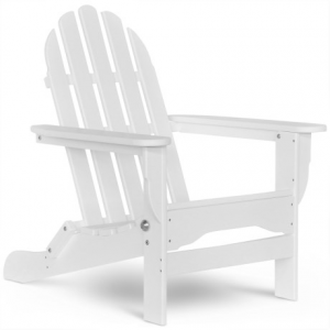 Image of Durogreen Outdoor Folding Recycled Adirondack Chair