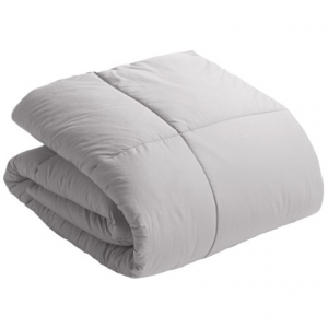 Image of Blue Ridge Home Fashions Down Blend Comforter - 233 TC Cotton, King