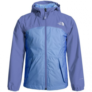 Image of The North Face Warm Storm Jacket - Waterproof, Fleece Lined (For Little and Big Girls)