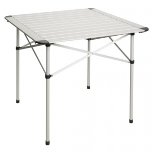 alps mountaineering camp table- Save 42% Off - CLOSEOUTS . Pack the ALPS Mountainteering camp table for your next camping trip or tailgating party (BBQ fare not included). It collapses quickly for easy transport and storage. Available Colors: SEE PHOTO.