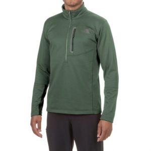 the north face canyonlands fleece jacket - zip neck (for men and big men)- Save 46% Off - CLOSEOUTS . The North Faceand#39;s Canyonlands fleece jacket is a sleek, trim layer against chilly mountain air and brisk breezes. It features stretchy fleece fabric with a smooth exterior, a soft, brushed interior that holds in warmth and a zip neck for easy venting. A harness-friendly zip chest pocket keeps smaller essentials within easy reach. Available Colors: CARDINAL RED, TNF LIGHT GREY HEATHER, TNF DARK GREY HEATHER, SEQUOIA RED HEATHER/ASPHALT GREY, SHADY BLUE HEATHER, DUCK GREEN HEATHER, ROSIN GREEN HEATHER, TNF BLACK, BANFF BLUE. Sizes: L, M, S, XL, 2XL, 3XL.