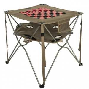 Image of Alps Mountaineering Eclipse Table - Checkerboard Top