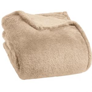 Image of Berkshire Blanket Fluffy Plush Blanket - King