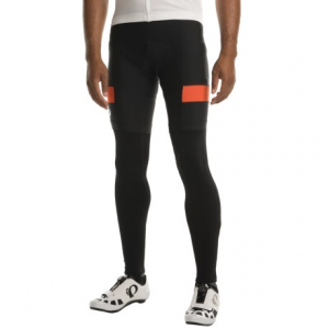 pearl izumi elite thermal leg warmers - zip ankle (for men and women)- Save 50% Off - CLOSEOUTS . When cycling shorts just arenand#39;t enough for the wind and cooler temps, extend your cycling season with the supportive warmth of these Pearl Izumi knee warmers, in ELITE Thermal Fleece fabric with anatomic construction for a no-compromise fit. The handy ankle zips allow easy on-off without taking off your cycling shoes. Available Colors: BLACK. Sizes: L, S, XL, XS, 2XL.