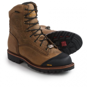 Image of Chippewa Apache Work Boots - Waterproof, 8? (For Men)