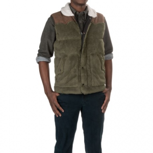 Image of True Grit Pebble Pile Vest - Insulated (For Men)
