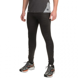Image of Mondetta Embossed Running Tights (For Men)