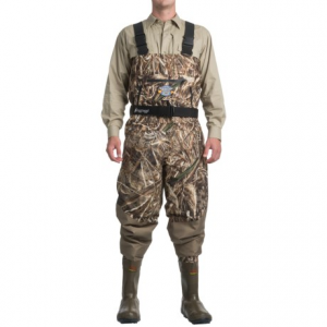 Image of Frogg Toggs Grand Refuge Breathable Chest Waders - Bootfoot, Insulated (For Men)