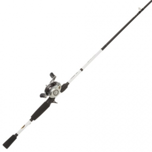 Image of Lew?s Laser MG Speed Spool Baitcast Rod and Reel Combo - 1-Piece, 6?10?