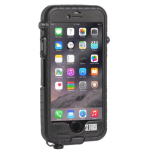 snow lizard sltough waterproof iphone(r) 6/6s case- Save 42% Off - CLOSEOUTS . Protect your electronic BFF from the perils of tough environments with Snow Lizardand#39;s SLTough Waterproof iPhoneand#174; 6/6S case. The rugged composite and rubber construction exceeds the highest standards for Ingress Protection from water and dust, and US Military Test Standards for pressure, temperature, humidity, fall shock and more. Available Colors: BLACK, WHITE, ORANGE, YELLOW.