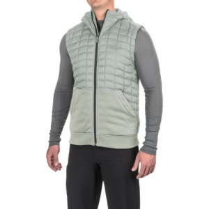 Image of The North Face Kilowatt ThermoBall(R) Hooded Vest - Insulated, Full Zip (For Men)