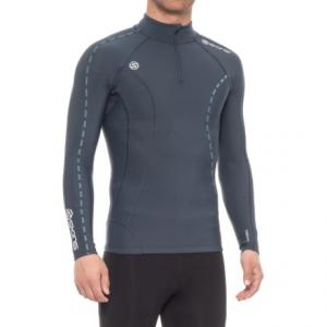 Image of Skins DNAmic Thermal Shirt - Zip Neck, Long Sleeve (For Men)