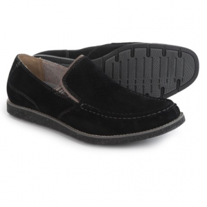 Image of Hush Puppies Lorens Jester Loafers - Leather (For Men)