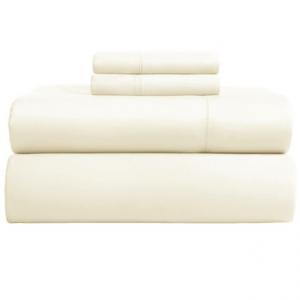 Image of Andiamo Cotton Sateen Sheet Set - King, 500 TC