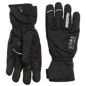 Image of Gore Bike Wear Tool Windstopper(R) Soft Shell Gloves (For Men)