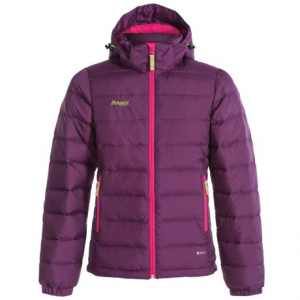 Image of Bergans of Norway Hooded Down Jacket - 550 Fill Power (For Big Girls)