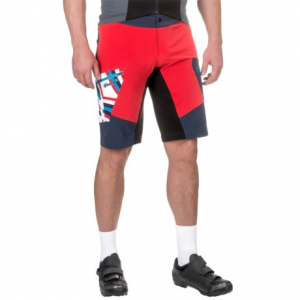 Image of Qloom Hookipa Mountain Bike Shorts - Built-In Liner (For Men)