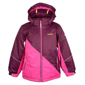 Image of Kamik Aria Block Jacket - Insulated (For Toddler Girls)