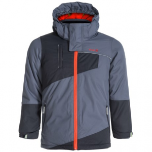 Image of Kamik Rudy Color-Block Jacket - Insulated (For Toddler Boys)