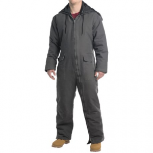 Image of Work King Duck Coveralls - Insulated (For Men)