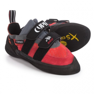 Image of Cypher Rubik Grip Climbing Shoes (For Men and Women)