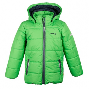 Image of Kamik Avery Solid Jacket - Insulated (For Toddler Boys)