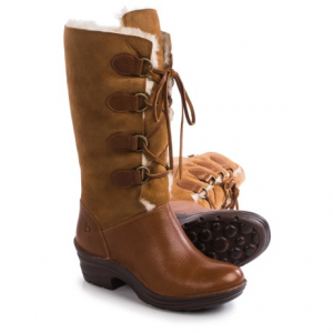 Image of Bionica Roxen Thinsulate(R) Leather Boots - Insulated (For Women)