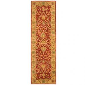 Image of Safavieh Antiquity Floor Runner - 2?3?x8?, Hand-Tufted Wool