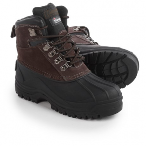 Image of Coleman Glacier Thinsulate(R) Pac Boots - Waterproof, Insulated (For Little and Big Boys)