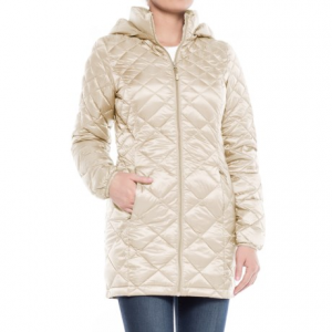 Image of 32 Degrees Diamond Quilted Down Coat - 650 Fill Power (For Women)