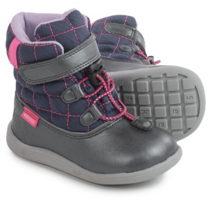 Image of See Kai Run Abby Snow Boots - Waterproof (For Infants and Toddler Girls)