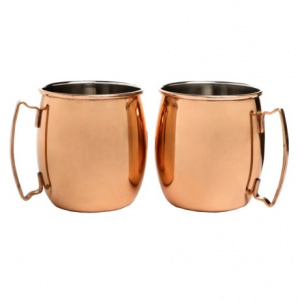 Image of Core Bamboo Moscow Mule Mugs - 20 fl.oz., Set of 2