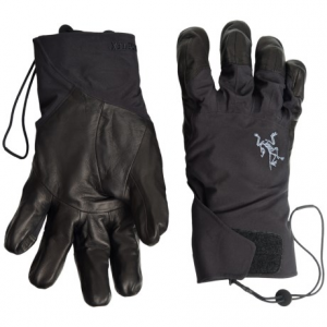 Image of Arc?teryx Caden Gore-Tex(R) Ski Gloves - Waterproof, Removable Insulated Liner (For Men)