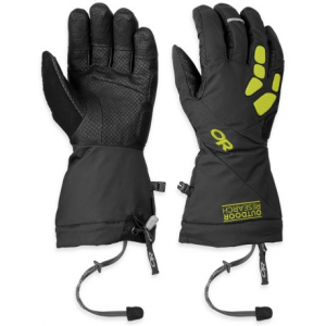 Image of Outdoor Research Alpine Alibi II Gore-Tex(R) Gloves - Waterproof, Insulated (For Men)
