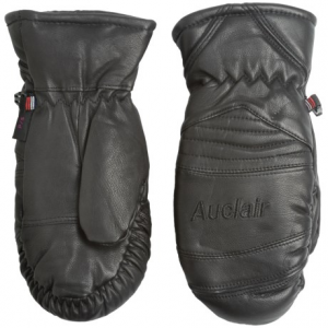 Image of Auclair Amelia Leather Mittens - Waterproof, Insulated (For Women)