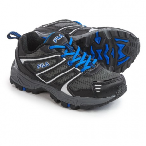 Image of Fila Ascent 18 Trail Running Shoes (For Little and Big Kids)