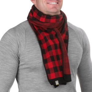 Image of SmartWool Slopestyle Scarf - Merino Wool (For Men)