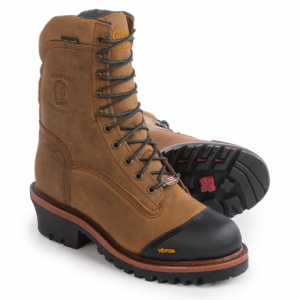 Image of Chippewa Apache Comp-Toe Work Boots - Waterproof, 9? (For Men)