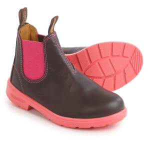 Image of Blundstone Blunnies Leather Pull-On Boots - Factory 2nds (For Kids)