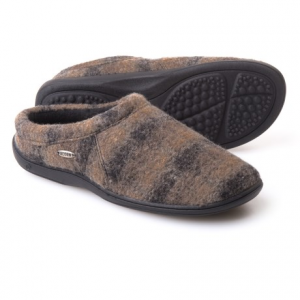 Image of Acorn Digby Gore Slippers - Wool Blend (For Men)