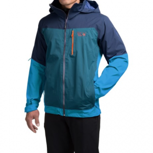 Image of Mountain Hardwear Dragons Back Dry.Q(R) Core Jacket - Waterproof (For Men)