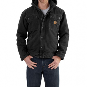 Image of Carhartt Bartlett Sherpa-Lined Jacket - Factory Seconds (For Big and Tall Men)