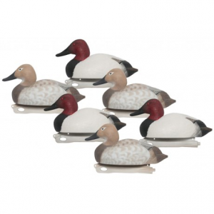 Image of Hardcore Pro-Series Canvasback Decoys - 6-Pack